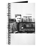 George Orwell: Language Thought Journal