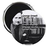 George Orwell: Language Thought Magnet