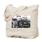 George Orwell: Language Thought Tote Bag