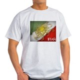 Iran Golden Lion & Sun T-Shirt