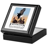 Frustration Keepsake Box