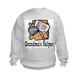 Grandma's Helper Baking Sweatshirt