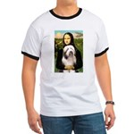 Mona / Bearded Collie #1 Ringer T