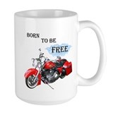 Born To Be Free Mug