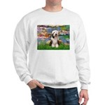 Lilies / Beardie #1 Sweatshirt