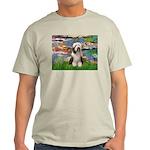 Lilies / Beardie #1 Light T-Shirt