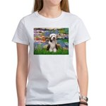 Lilies / Beardie #1 Women's T-Shirt
