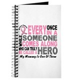 HERO Comes Along 1 Mommy BREAST CANCER Journal
