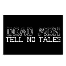 Dead Men Tell No Tales Postcards (Package of 8)