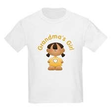 Grandma's Girl Ethnic T-Shirt