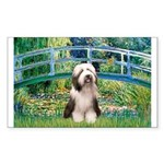 Bridge / Beardie #1 Sticker (Rectangle 10 pk)
