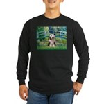 Bridge / Beardie #1 Long Sleeve Dark T-Shirt