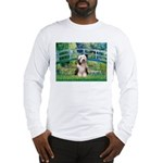 Bridge / Beardie #1 Long Sleeve T-Shirt