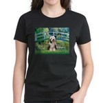 Bridge / Beardie #1 Women's Dark T-Shirt