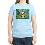Bridge / Beardie #1 Women's Light T-Shirt