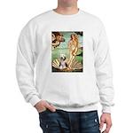 Venus / Beardie #1 Sweatshirt