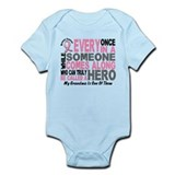 HERO Comes Along 1 Grandma BREAST CANCER Infant Bo