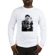 Politics / Language: Orwell Long Sleeve T-Shirt