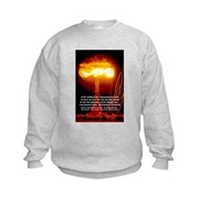 Atomic Bomb: Oppenheimer Kids Sweatshirt