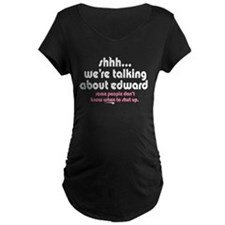 Some People Maternity T-Shirt