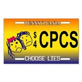 Choose Lies Sticker -- Penn