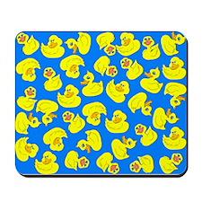 Rubber Ducky Mousepad