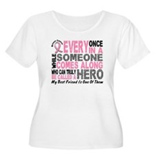 HERO Comes Along 1 Best Friend BREAST CANCER Women