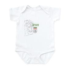 Team Melli Infant Bodysuit