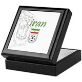 Team Melli Keepsake Box