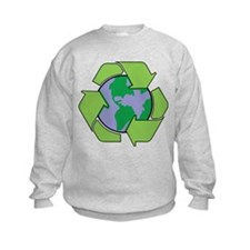 Reduce Reuse Recycle Sweatshirt