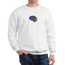 Brain Sweat Shirt w/out Hood