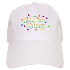 Jelly Bean Queen Baseball Cap