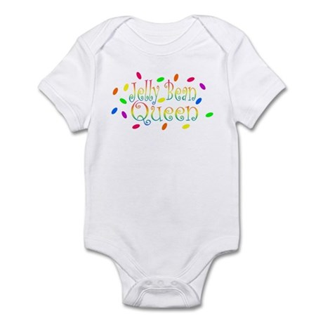 Jelly Bean Queen Infant Bodysuit