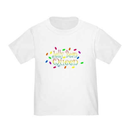 Jelly Bean Queen Toddler T-Shirt