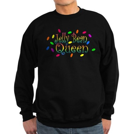 Jelly Bean Queen Sweatshirt (dark)