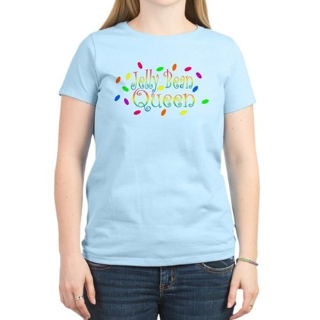 Jelly Bean Queen Women's Light T-Shirt