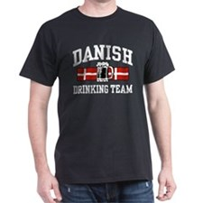 Danish Drinking Team T-Shirt