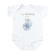 My Mommy-Cop Infant Bodysuit