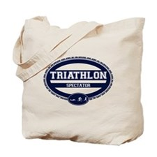 Triathlon Oval - Women's Spectator Tote Bag