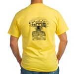 Death Row Yellow T-Shirt