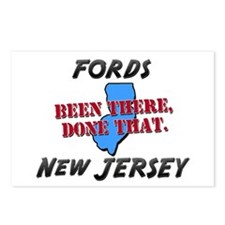 fords new jersey - been there, done that Postcards