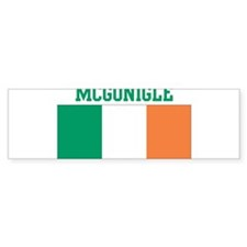McGonigle (ireland flag) Bumper Sticker (50 pk)