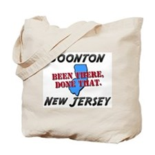 boonton new jersey - been there, done that Tote Ba