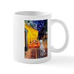 Cafe / Dalmatian #1 Mug