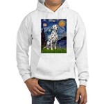Starry / Dalmatian #1 Hooded Sweatshirt