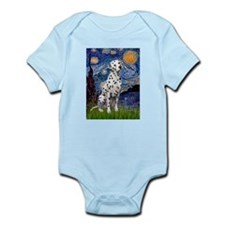 Starry / Dalmatian #1 Infant Bodysuit