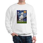 Starry / Dalmatian #1 Sweatshirt