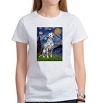 Starry / Dalmatian #1 Women's T-Shirt