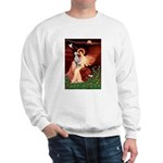 Angel / Dalmatian #1 Sweatshirt