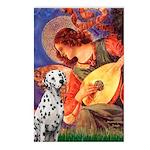 Mandolin / Dalmatian #1 Postcards (Package of 8)